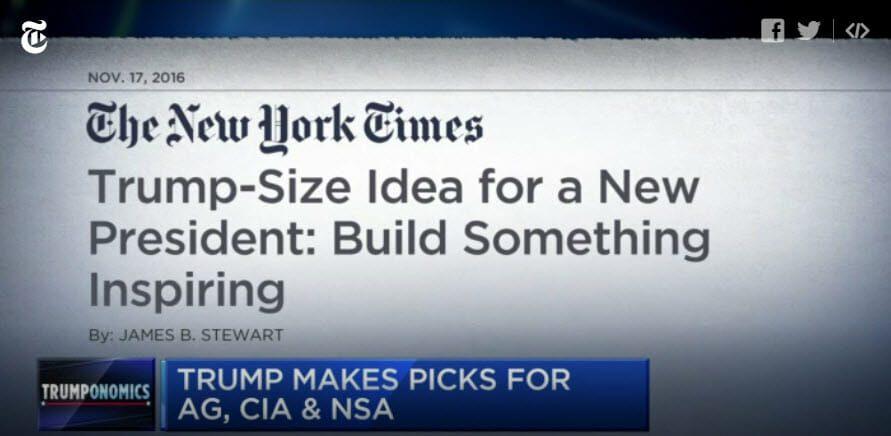 A Trump Size Idea